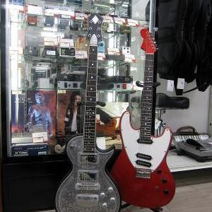 Rare electric guitar