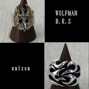 WOLFMAN B.R.S/unizon