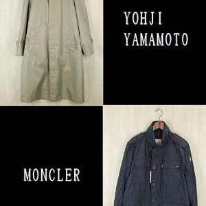 YOHJI YAMAMOTO/MONCLER