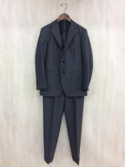 スーツ/44/ウール/GRY