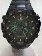 ソーラー腕時計/EQW-M710/デジアナ/BLK