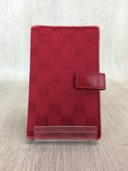 カードケース/--/RED/総柄