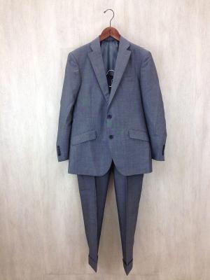 RICHARD JAMES/スーツ/--/ウール/GRY
