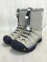 ブーツ/26.5cm/BEG