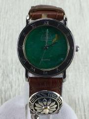 手巻腕時計/アナログ/--/GRN